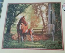Dimensions Gold Collection Counted Cross Stitch Kit - Mare and Foal