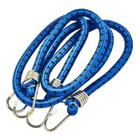 """30"""" STRONG BUNGEE LUGGAGE ELASTIC STRAPS CORDS SET WITH HOOKS ROPE - Pack of 2"""