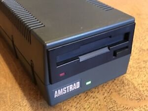 Amstrad DDI-1 3 Inch external disk drive - new belt, works perfectly