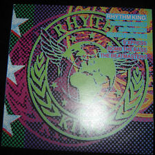 VARIOUS ARTISTS: Rhythm King Bumper Issue LP S'Express~Beatmasters~Bomb The Bass