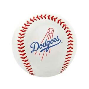 Los Angeles Dodgers Rawlings MLB Team Logo Baseball Ball