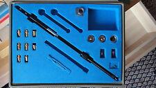 M/A Com Omni Spectra Inc, OSP Calibration kit 18 GHz 4598-6002-00 Like New, Rare