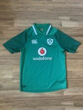 Canterbury CCC Ireland National Team IRFU Rugby Jersey Size Men's Large