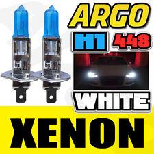 2 X H1 55W HALOGEN SUPER WHITE HID HEADLIGHT BULBS FOG BRIGHT 12V ICE