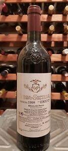 "0.75L Vega Sicilia ""Unico"" Gran Reserva 1998 Parker 98 Punkte"