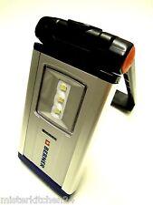 Berner de poche Delux Premium Micro Lampe de poche LED Lampe d'atelier port USB