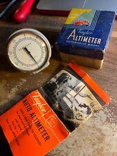 Vintage Auto Parts Dash Part