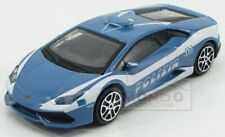 Lamborghini Huracan Lp610-4 2014 Polizia Police Burago 1:43 BU30309