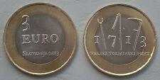 """3 Euro Slowenien 2013 """"Aufstand bei Tolmin"""" unz"""