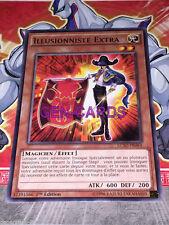 Carte Yu Gi Oh ILLUSIONNISTE EXTRA LC5D-FR064 x 3