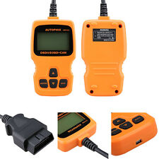 Autophix OM123 Universal Auto Kfz PKW OBD2 OBDII Diagnosegerät Scanner Tester IC