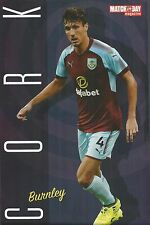 MOTD-POSTER 2017/18-BURNLEY-SWANSEA CITY-SOUTHAMPTON JACK CORK