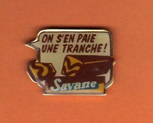 Pin's - Torte Savana - On S IN Inghilterra Regno Unito Vinile Una Fetta ! (991)
