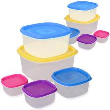 20tlg. Frischhaltedosen Set mit Deckel Vorratsdosen Box Gefrierdosen stapelbar