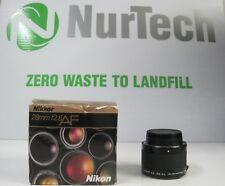Nikon Teleconverter TC-201 2X w/Caps