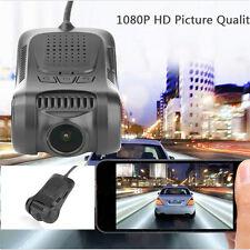 170° HD Car Wifi Hidden DVR Camera Dash Cam Video Recorder Night Vision G-Sensor