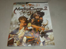 MAGNA CARTA 2 OFFICIAL STRATEGY GUIDE BRADY GAMES XBOX 360 RPG BOOK
