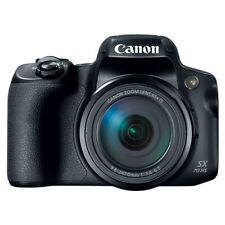 Canon PowerShot SX70 HS 20.3MP 4K Digital Camera 65x Optical Zoom Wi-Fi