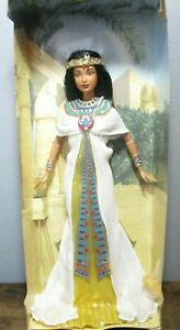 "NEW Dolls of the World ""Princess Collection"" ~ PRINCESS of the NILE Barbie"