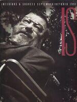 Interiors & Sources Magazine Ron Mace September/October 1991 100819nonr