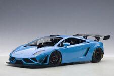 AUTOART 81359 - 1/18 Lamborghini Gallardo gt3 fl2-Metallic Blue-Neuf