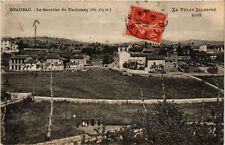 CPA  Beauzac - Le Quartier du Faubourg (Alt 575 m) - Le Velay Illustré (585911)