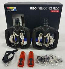 Look Geo Trekking Roc Vision Hybrid Offroad Bicycle Pedals