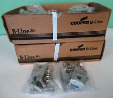 Cooper B-Line 9G-5500-1/2 TRAPEZE KIT SS HDWR STEEL NEW LOT 30 KITS!! 1 PRICE