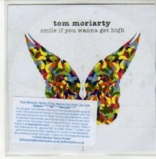 (DD980) Tom Moriarty, Smile if You Wanna Get High - 2011 DJ CD