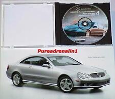 2000 2001 MERCEDES CLK320 CLK430 CLK55 AMG NAVIGATION CD 4 S CENTRAL TN TX MS OK