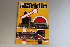 Märklin Catalogo 1974 edizione tedesca traccia h0