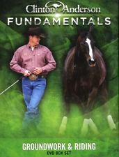 Clinton Anderson Fundamentals 14 DVD Video Horse training Series
