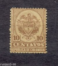 Colombia 1890  -  Mi 105 *   coat of arms