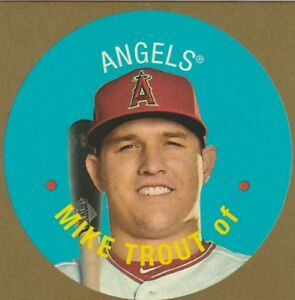 2016-2017 TOPPS HERITAGE 1967-68 TOPPS DISCS ****FREE SHIPPING****YOU PICK****