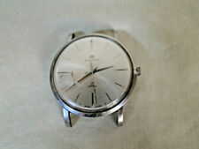 Bucherer Automatic 25 Jewels Men's Watch Swiss Vintage for parts or repair