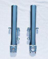 Harley Electra Glide Ultra Classic 00-13 Chrome Lower Slider Fork Legs Exchange