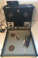 Vintage Sony Sony-O-Matic Reel to Reel Tape Recorder TC-105 As Is For Parts