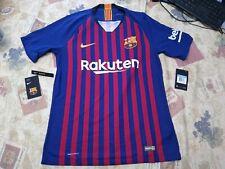 Nike 2018 FC Barcelona Home Jersey Vaporknit 894417-456 Size M $165 MSRP