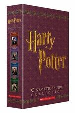 Harry Potter: Cinematic Guide Collection (Harry Potter): By Scholastic, Baker...