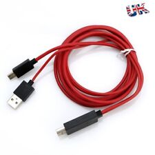 2M MHL Micro USB to HDMI Cable Adapter Samsung Galaxy S3 S4 S5 Note 2 Tab3 HDTV