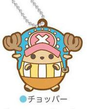 One Piece Chopper Tamakoro Rubber Key Chain Anime Manga New