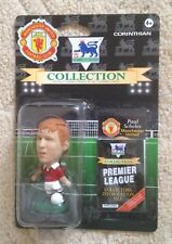 Corinthian Football caricature of Paul Scholes Manchester Utd, mint in packaging