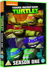 Teenage Mutant Ninja Turtles: Season 1 - First Mutations (Box Set) [DVD]