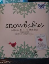 Dept.56 Snowbabies A Home for the Holidays 4045671