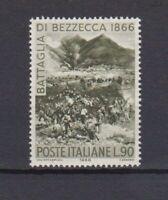 S16871) Italy MNH 1966 Battle Of Bezzecca 1v