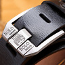 Men's Belt Genuine Leather Belt Strap Retro Pin Buckle Casual Jeans Belt for Men