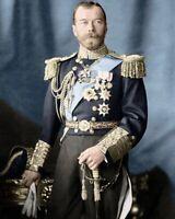 Czar Emperor Nicholas II of Russia 8X10 Photo Picture Image House of Romanov #8
