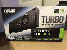 TURBO-GTX1060-6G ASUS TURBO GEFORCE® GTX 1060 6GB