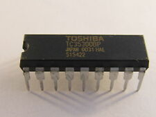 2 Stück - TC35300BP TOSHIBA DTMF Receiver _ AE15/8381