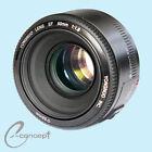 YONGNUO EF 50mm F/1.8 Standard AF Lens same as Canon EF 50 mm F1.8 II